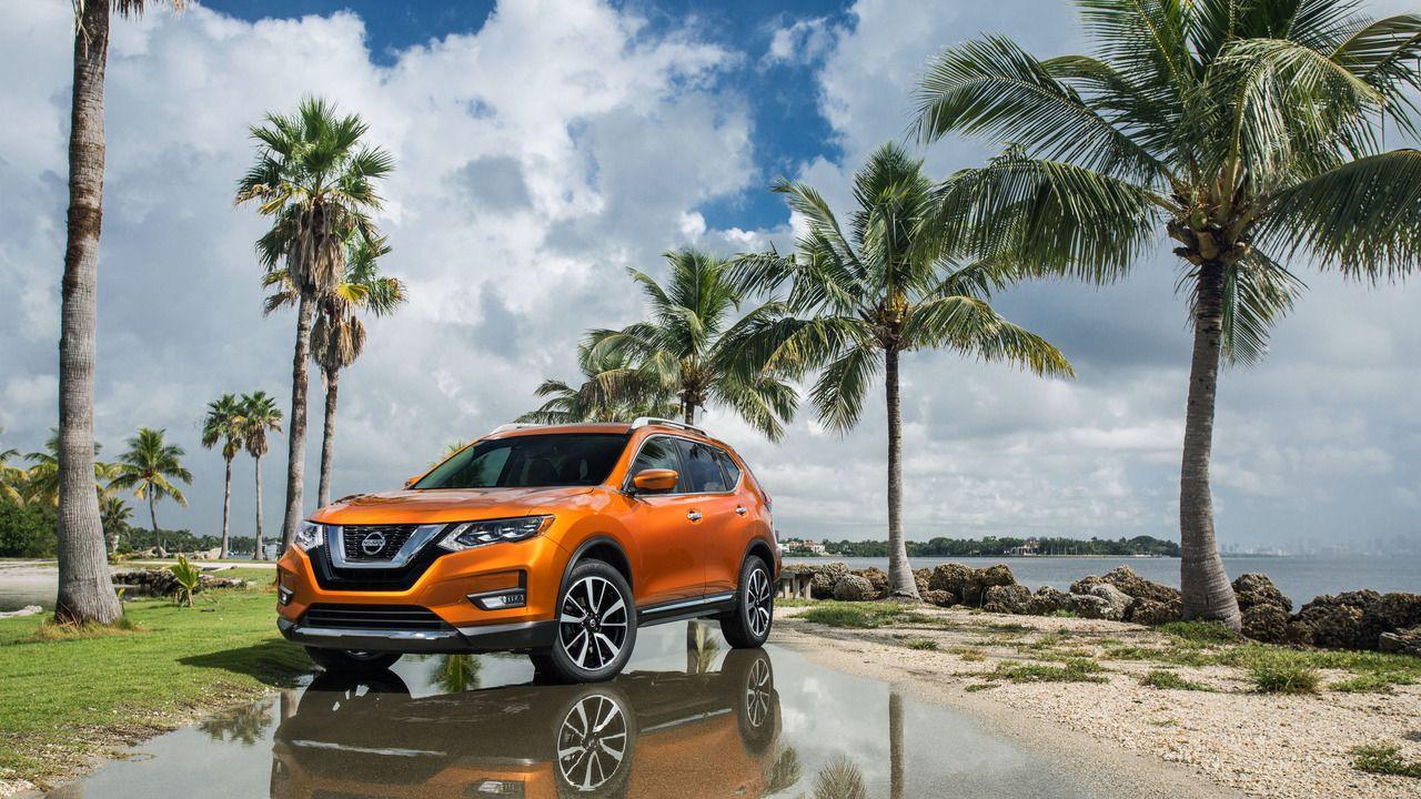 Nissan Rogue 2017 Автомобили, Автомобиль