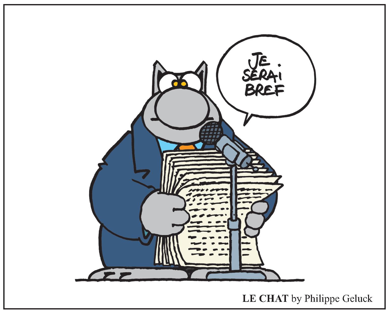 Afficher L Image D Origine Le Chat Geluck Chat Humour Chat