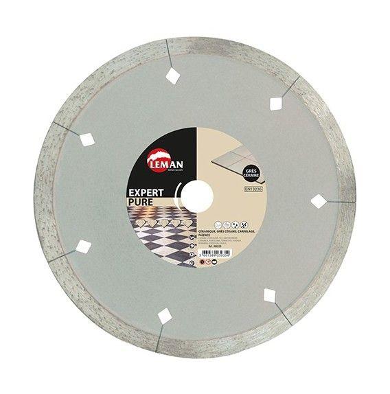 Disque Diamant D 180 X Al 30 25 4 22 23 X Ht 10 X Ep 1 8 Mm Carrelage Faience 960180 Leman Music Instruments