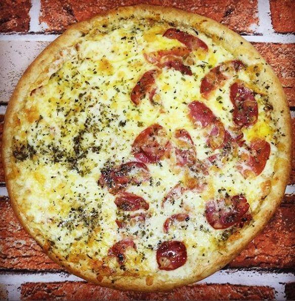 Ontem foi o dia da Pizza e eu resolvi compartilhar a minha receita com vocês  Receitas  Ontem foi o dia da Pizza e eu resolvi compartilhar a minha receita com...