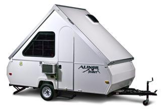 Aliner Pop up Camper Trailer New and Used | Pop up camper ...