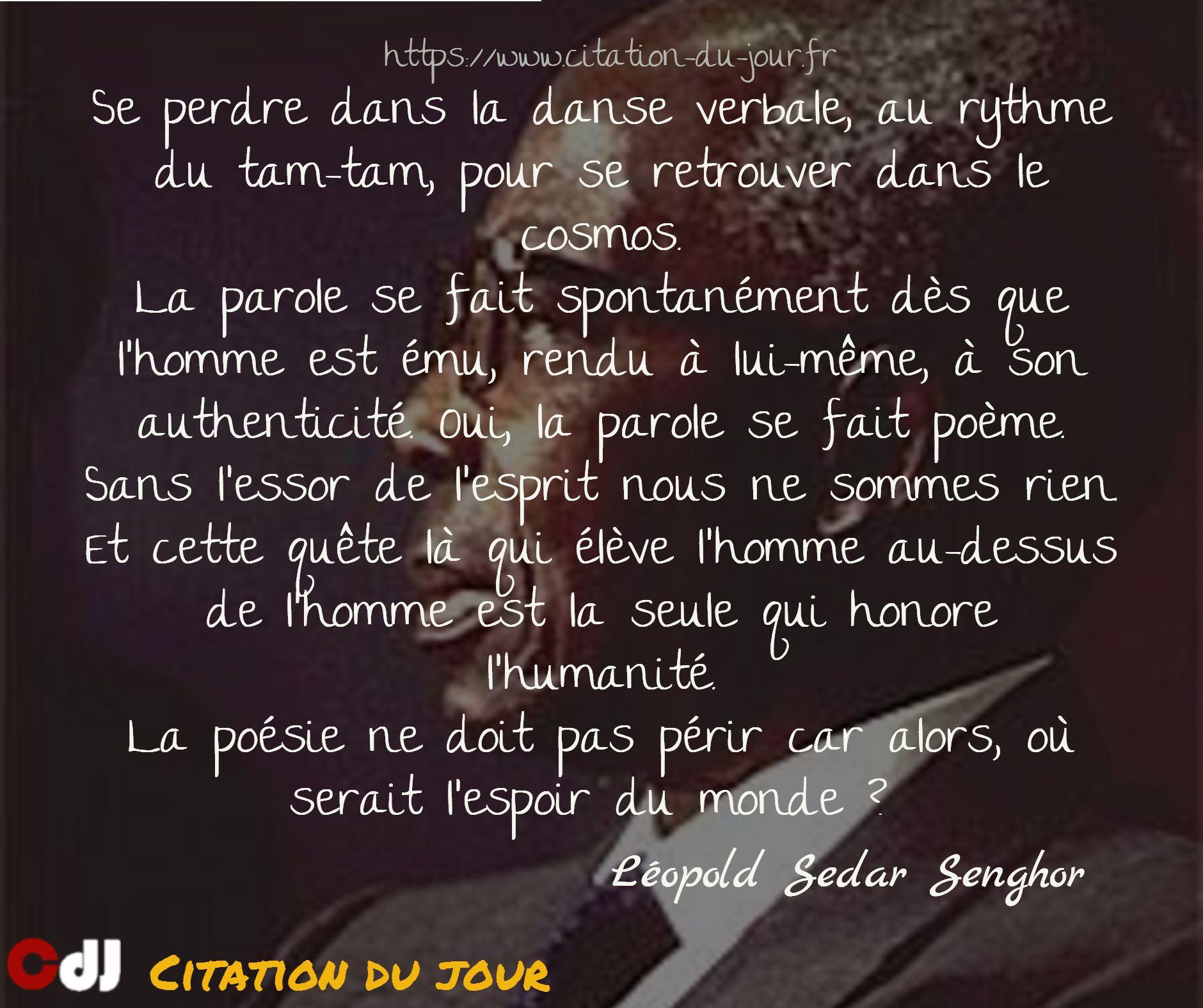 Cite A Quote: Http://www.citation-du-jour.fr/citations-leopold-sedar