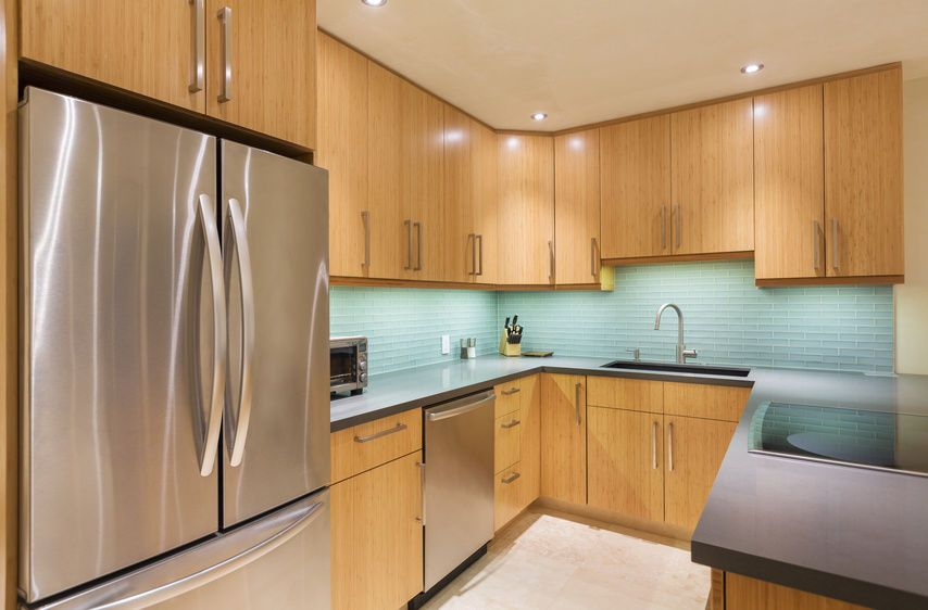 Your Guide to Buying Beech Cabinets | Design Trends | Pinterest ...