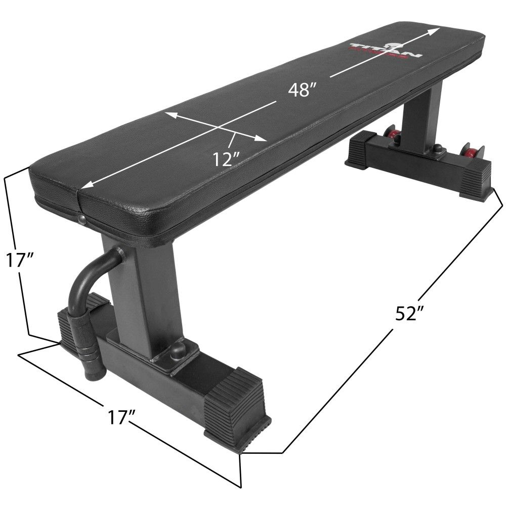 Flat Weight Bench Weight Benches Diy Gym At Home Gym