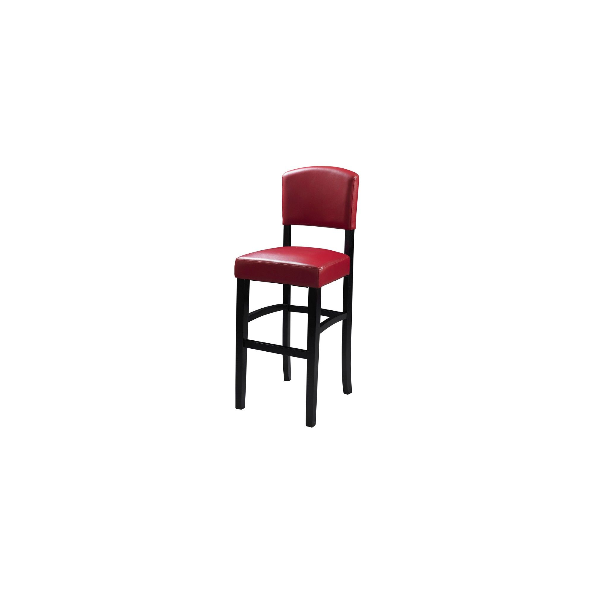 Prime 24 Monaco Counter Stool Hardwood Red Linon In 2019 Machost Co Dining Chair Design Ideas Machostcouk