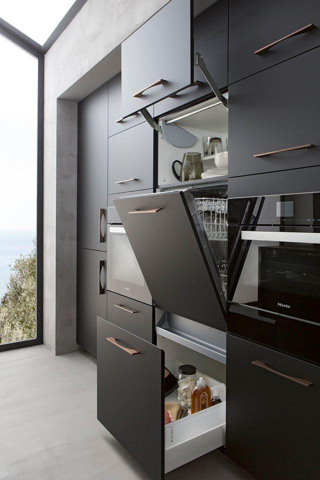 Best Modern Kitchen Cabinets Ideas | arredamento | Cucine moderne ...