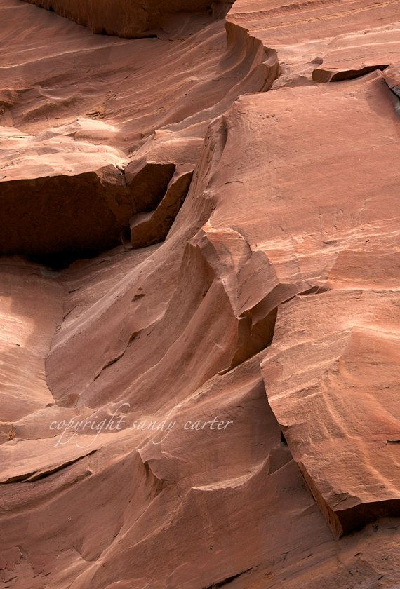 Fine Art Photograph  Sedona Rocks by sandycarterphoto on Etsy,