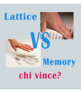Confronto Materassi Lattice E Memory.Come E Fatto Un Buon Materasso Meglio Memory O Lattice O