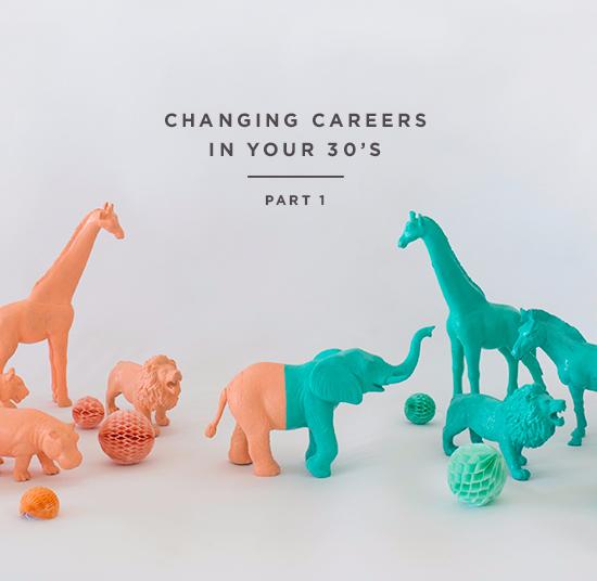 changing career