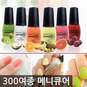 Gmarket - [기타] [Konad] Nail polish collection / sandy nail pol...