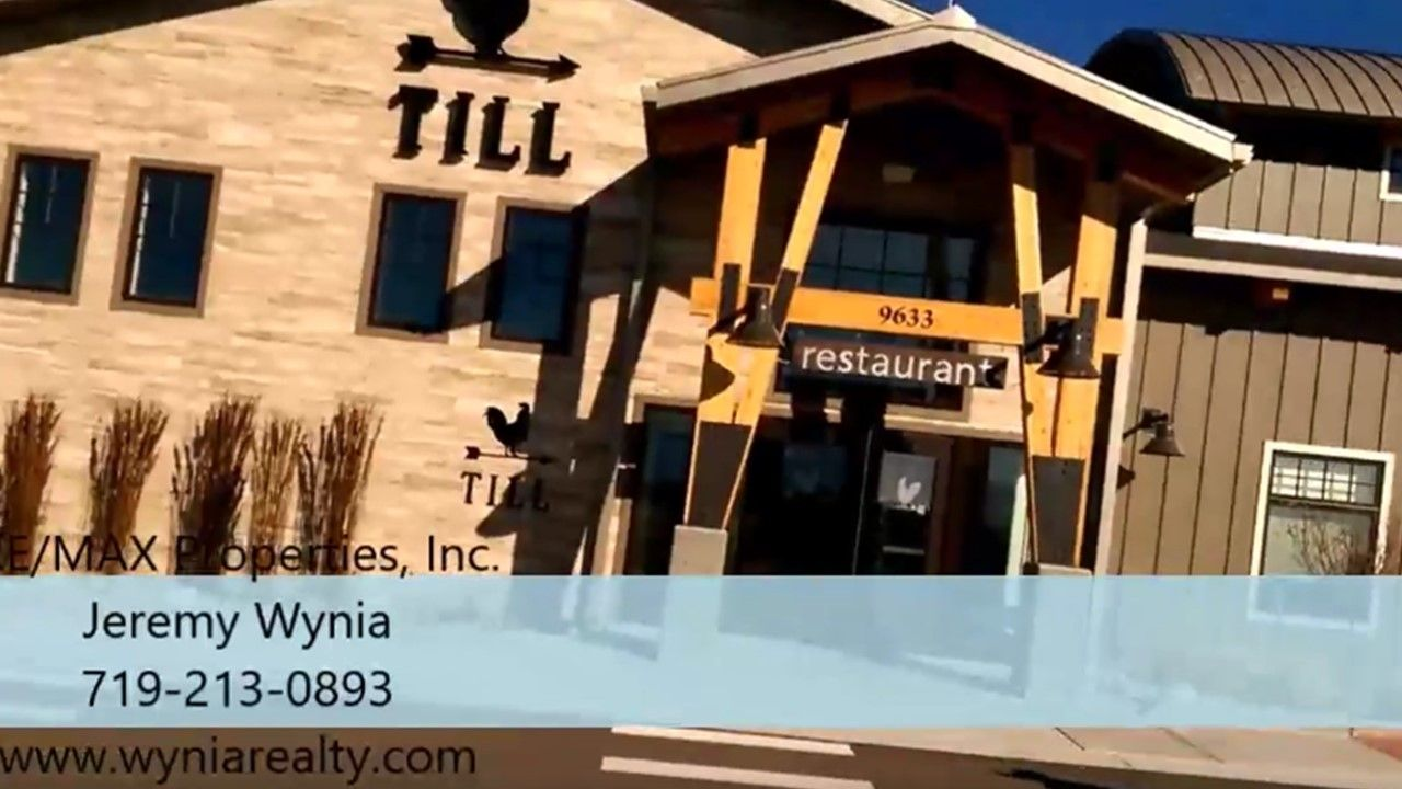 The Till, a restaurant and event place in Colorado Springs