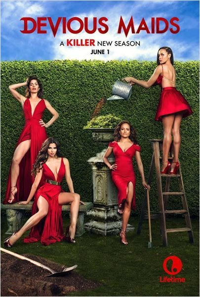 critique devious maids s rie 8 10 par demeter cine panoramix devious maids. Black Bedroom Furniture Sets. Home Design Ideas