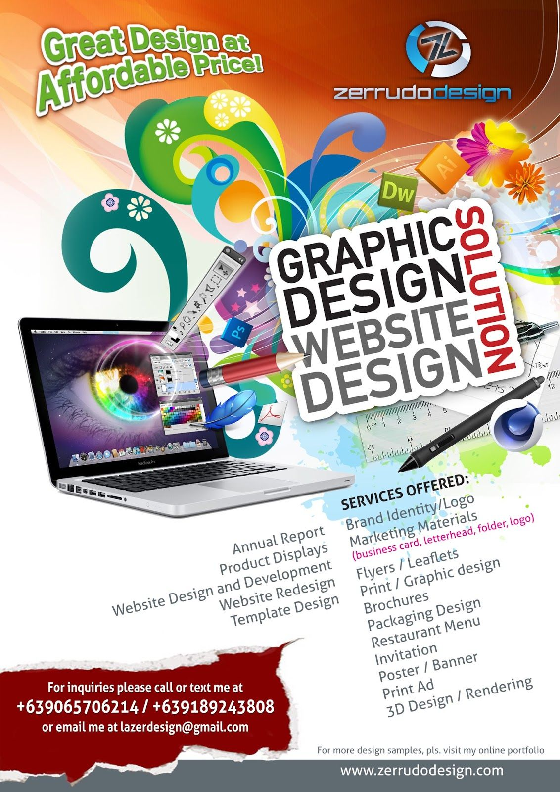 graphic design promotional flyers google 搜尋 indigo graphic