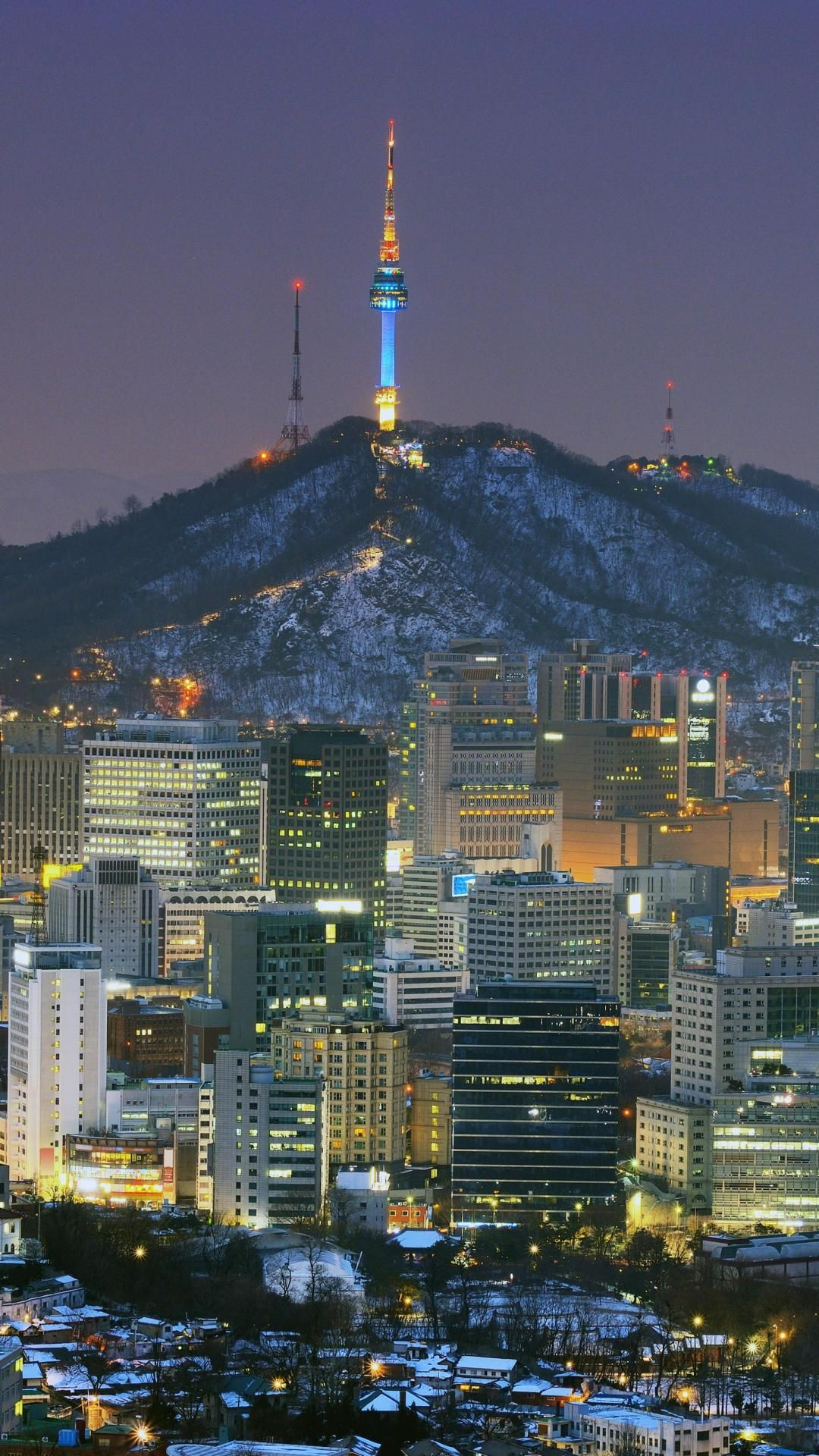 seoul hd for iphone 6 plus | wallpaper | pinterest | seoul and wallpaper
