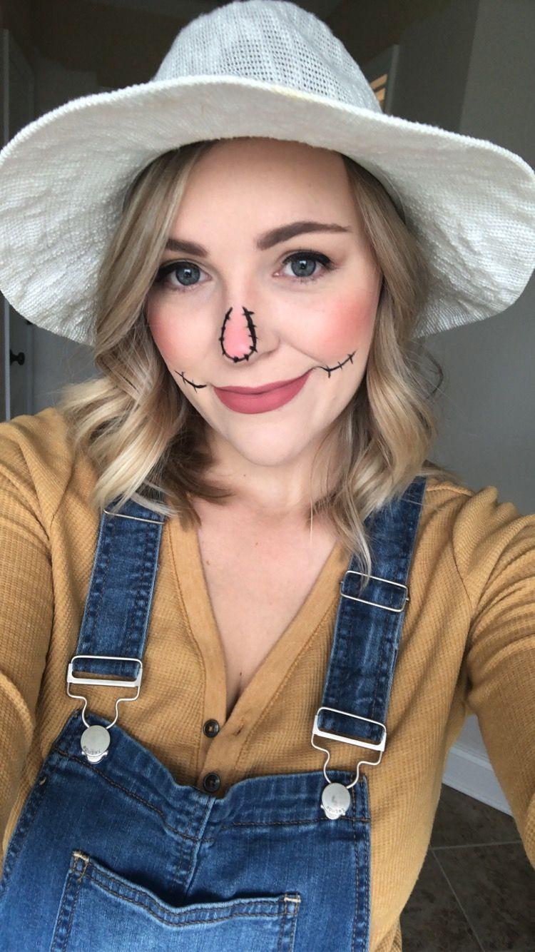 Scarecrow  #scarecrowmakeup