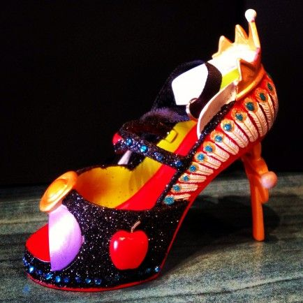 Disney's Runway Shoe Collection? Yes, Please!