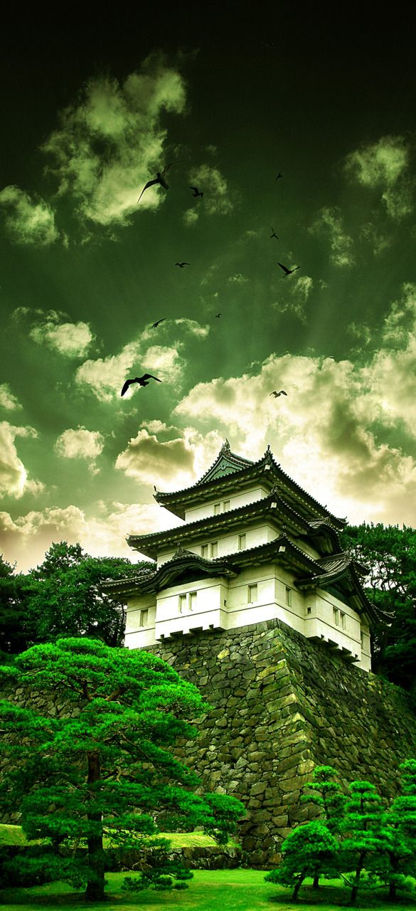 Japanese Castle http://fireelf.com/