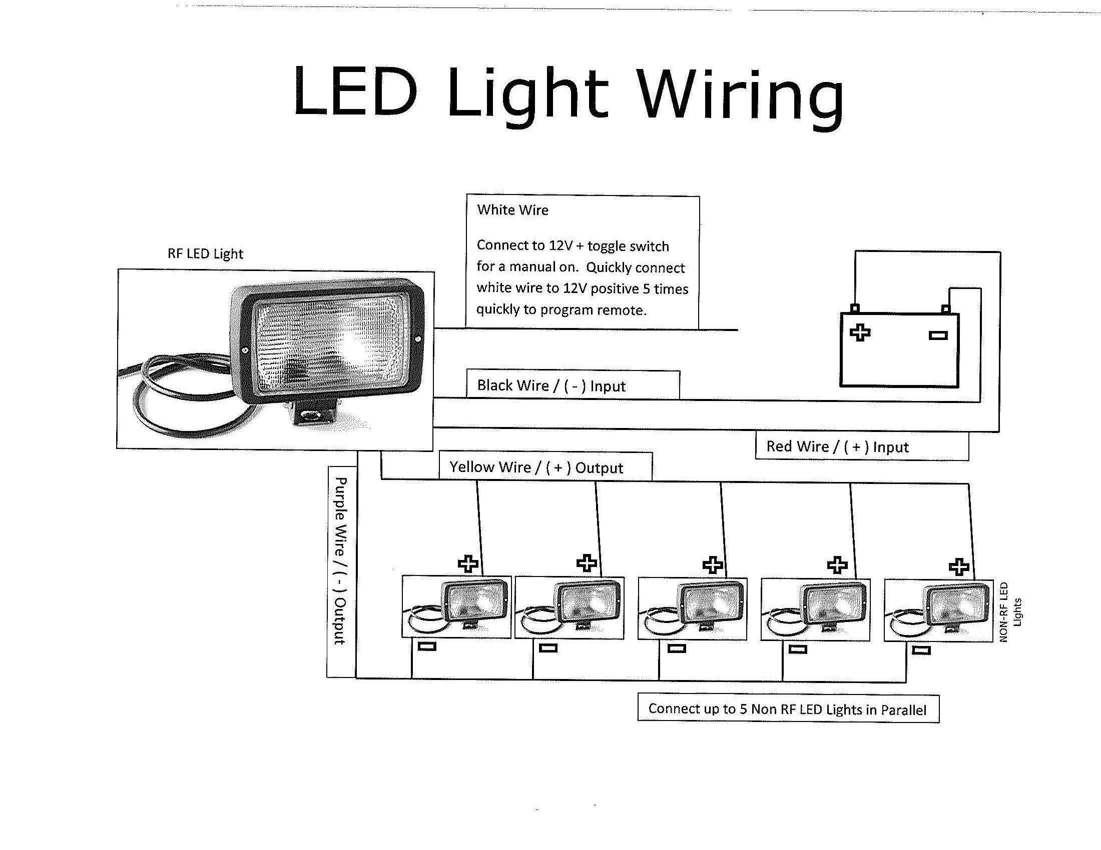 Awe Inspiring Wiring Diagram For 4 Lights With One Switch Wiring Diagram Database Wiring Digital Resources Remcakbiperorg