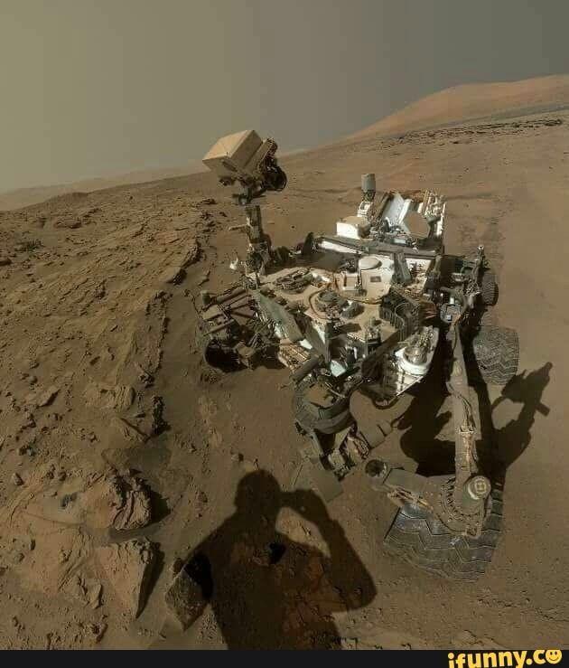 Very funny :)   Funny   Curiosity mars, Nasa rover, Curiosity rover