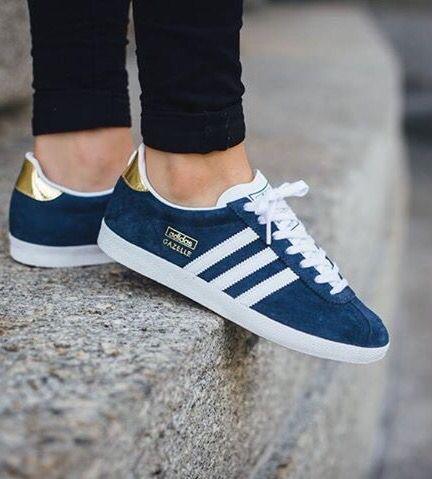Adidas Gazelle Indigo Blue