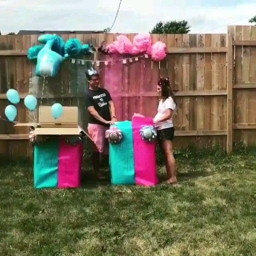 Best gender reveal video