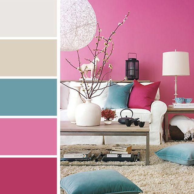Palettes de couleurs afin de choisir les bonnes nuances pour notre