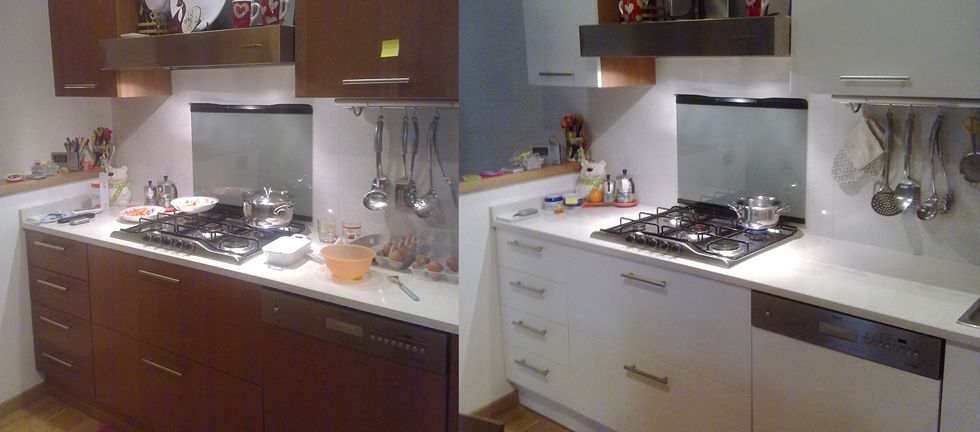 MODEM SAS - Rinnovo e Rilaccatura Cucine - Treviso | Rinnova Rilacca ...