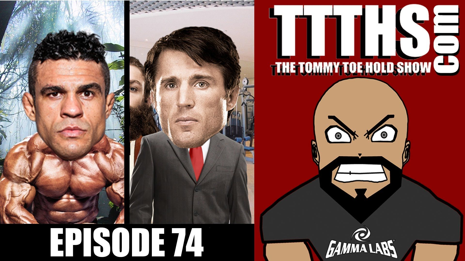 The Tommy Toe Hold Show: Episode 74 - VITOR VS CHAEL FOR A TITLE SHOT!?!?!? #TTTHS #McDojo www.Facebook.com/McDojoLife