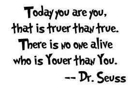 Dr. Suess is a genius :)