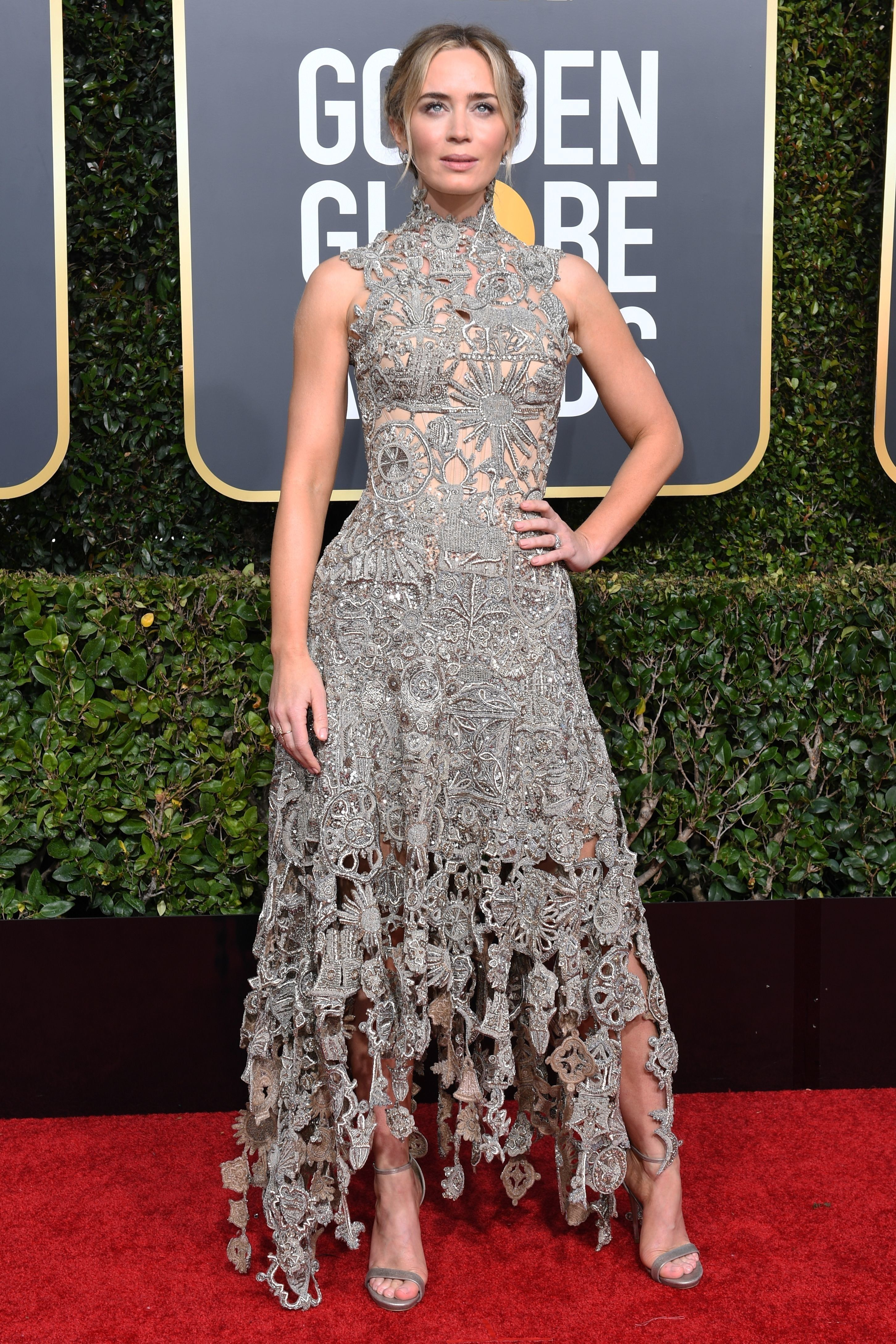 b5a70323d3 The Best Dressed Celebrities on the Golden Globes 2019 Red Carpet in ...