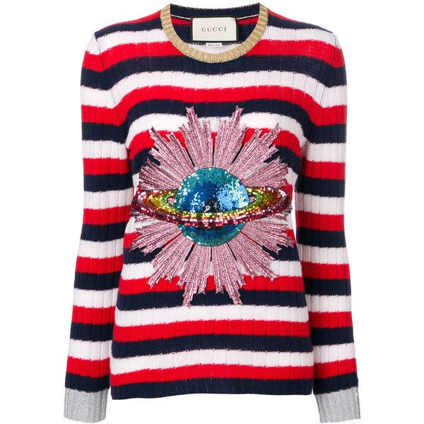 f2246139353 Gucci sequined planet jumper ( 1