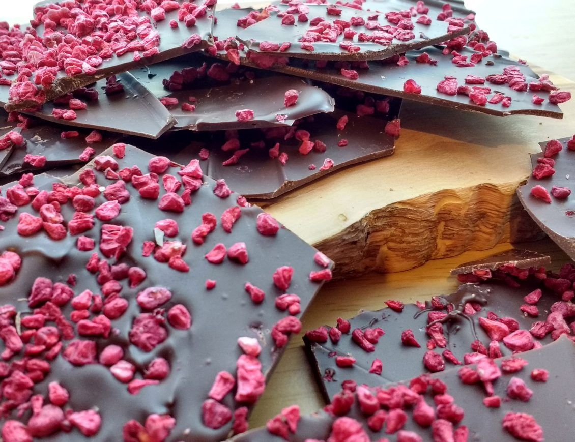 14 fun facts about Chocolate Chocolate, Raspberry, Sweet