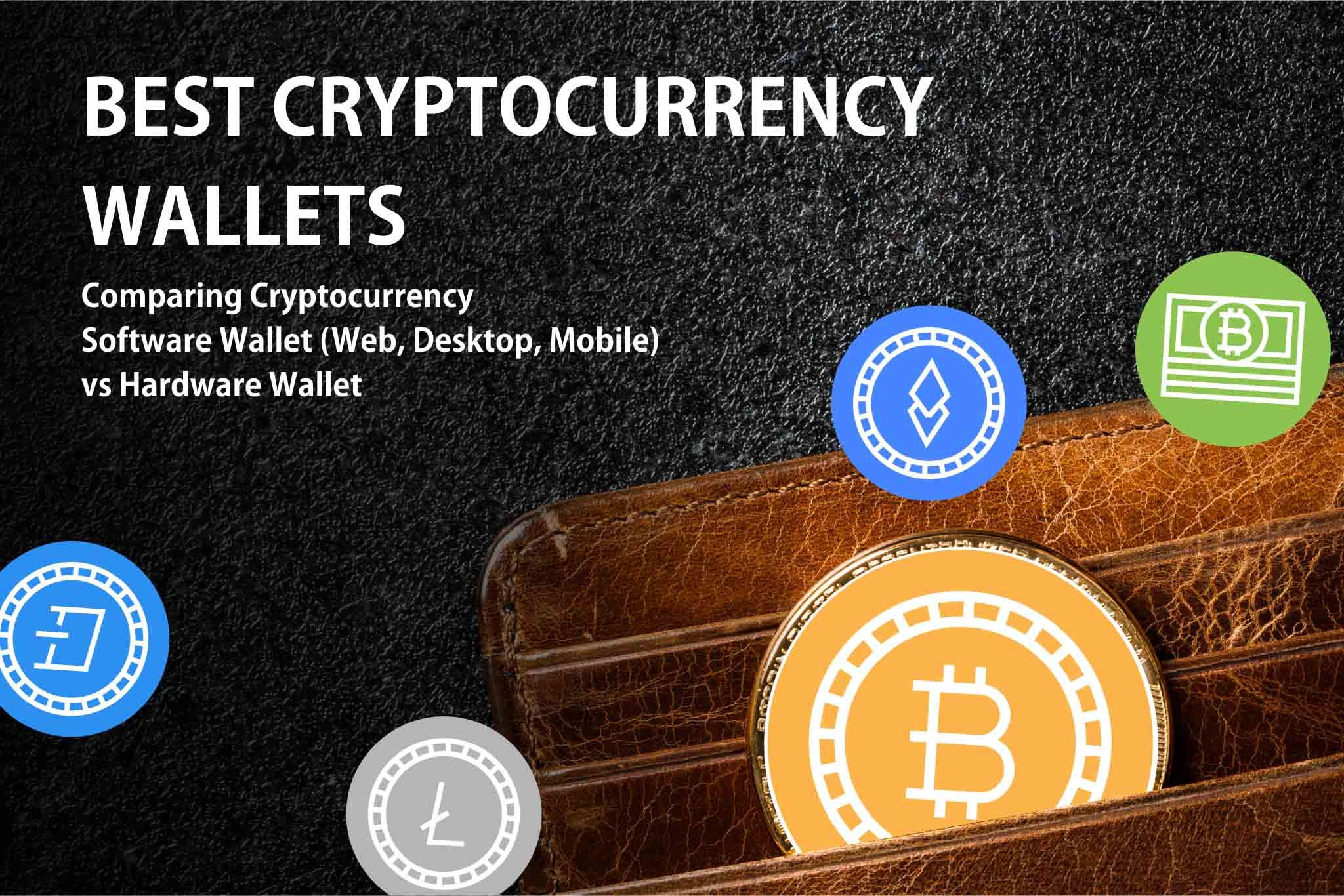Cryptocurrency wallets that pay interest