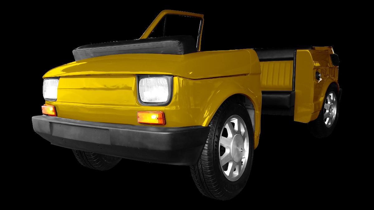 KabrioBar Polski Fiat 126p