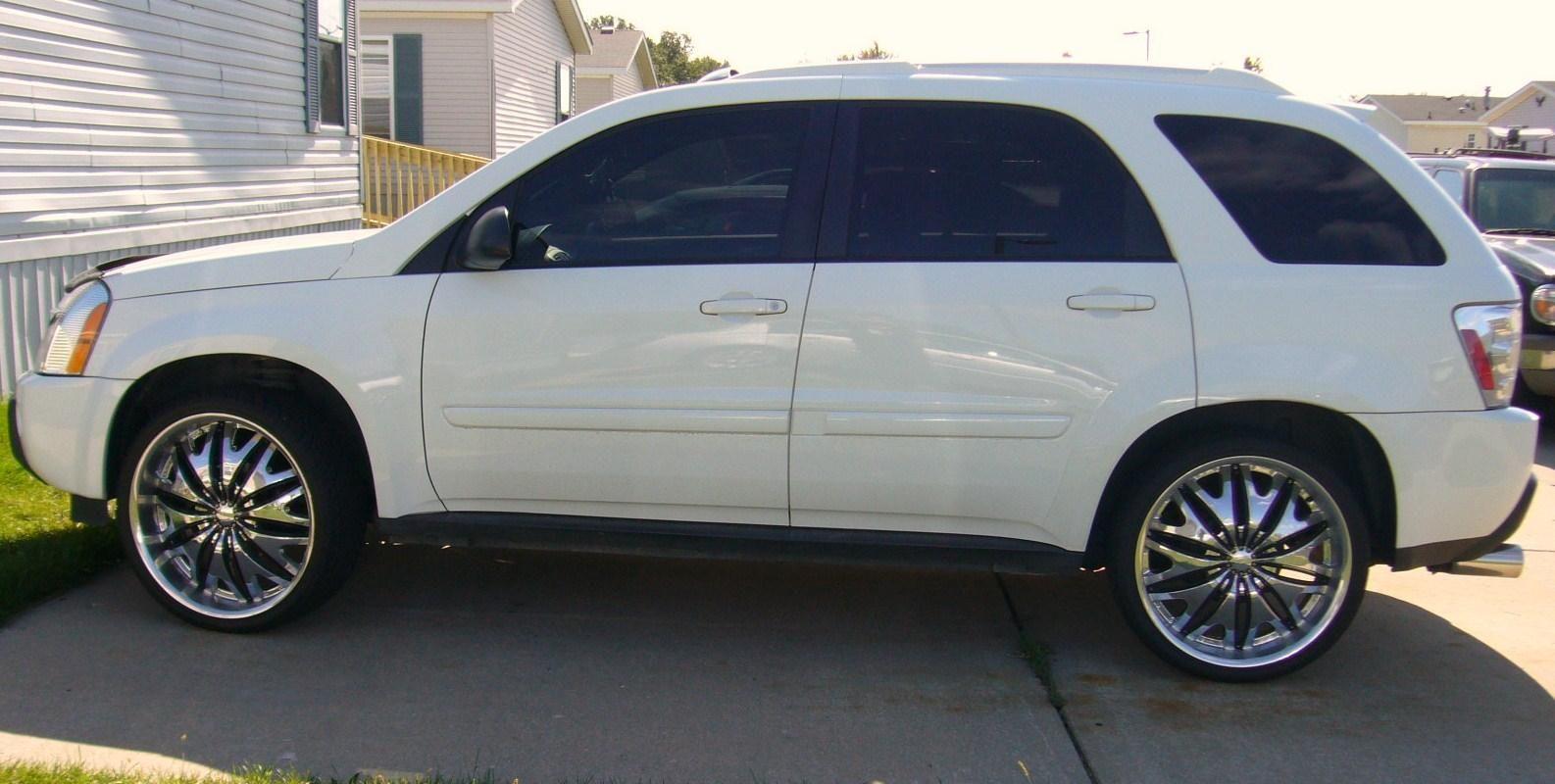 Chevy Equinox Sport Rims 38439200001 Original Jpg V 1 With