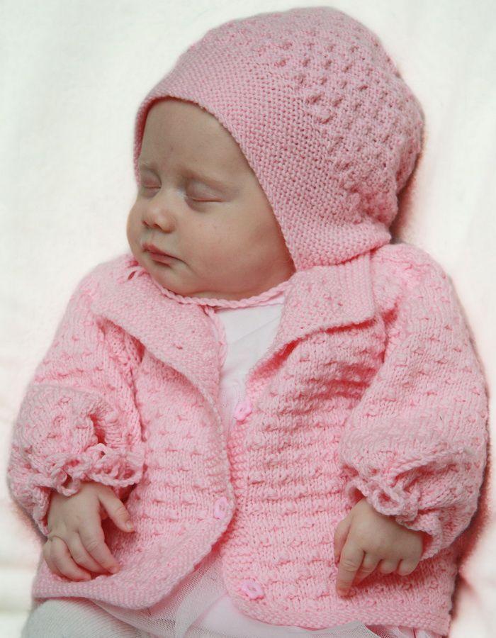 Photo of Baby born Kleidung selber stricken – Hier ist ein niedliches Baby-Outfit für Ih…