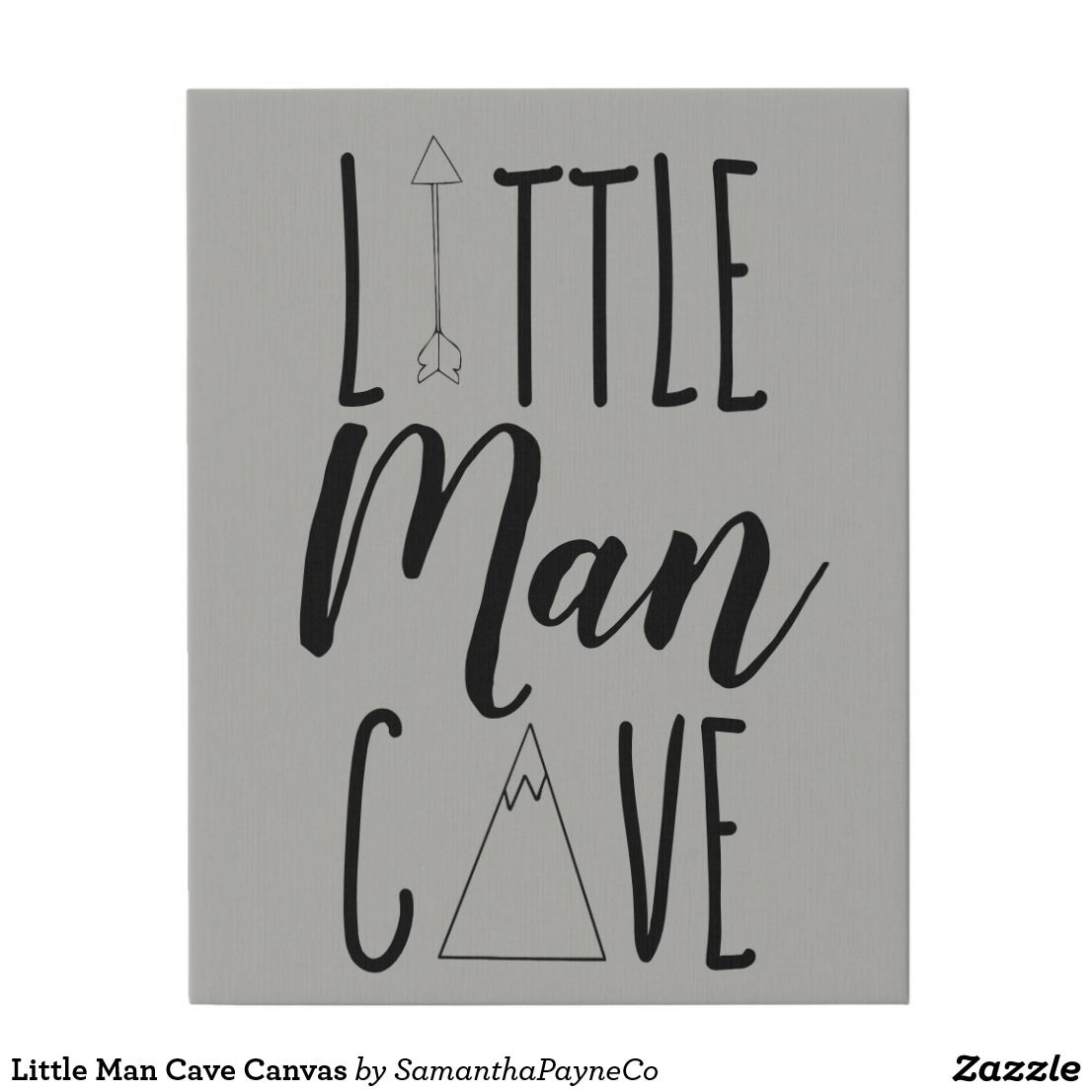 Little Man Cave Canvas Zazzle Com Man Cave Canvas Man Cave Gifts Man Cave Home Bar