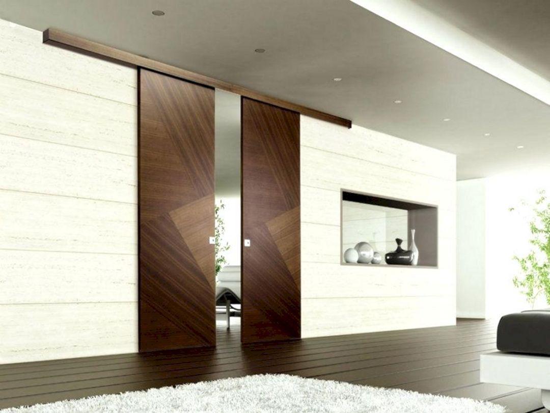 30 Modern Sliding Door Design For Your Home Inspiration