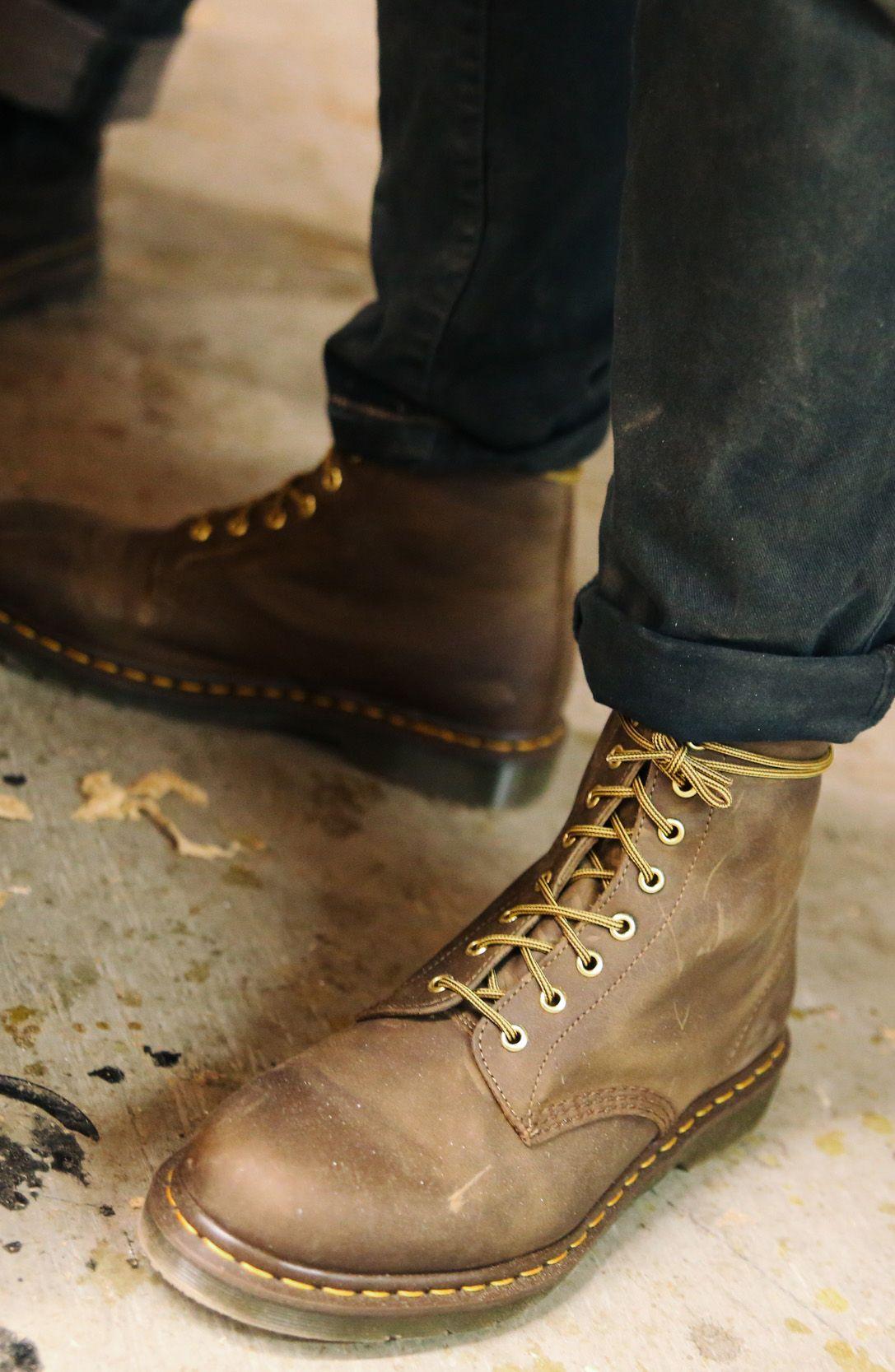 Roger Benton Worndifferent Dr Martens Blog Doc Martens Mens Running Shoes For Men Boots Men