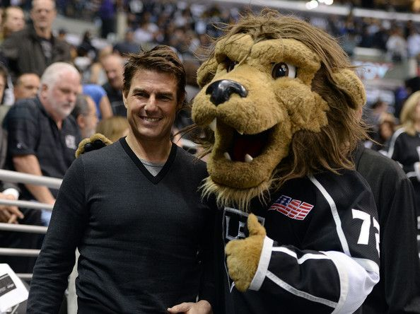 Tom Cruise Photos Photos San Jose Sharks V Los Angeles Kings Tom Cruise La Kings Hockey Hockey Fans