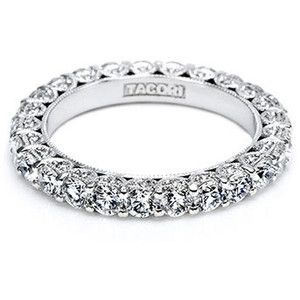 Diamond wedding rings from Tacori at DK Gems You will find at DK