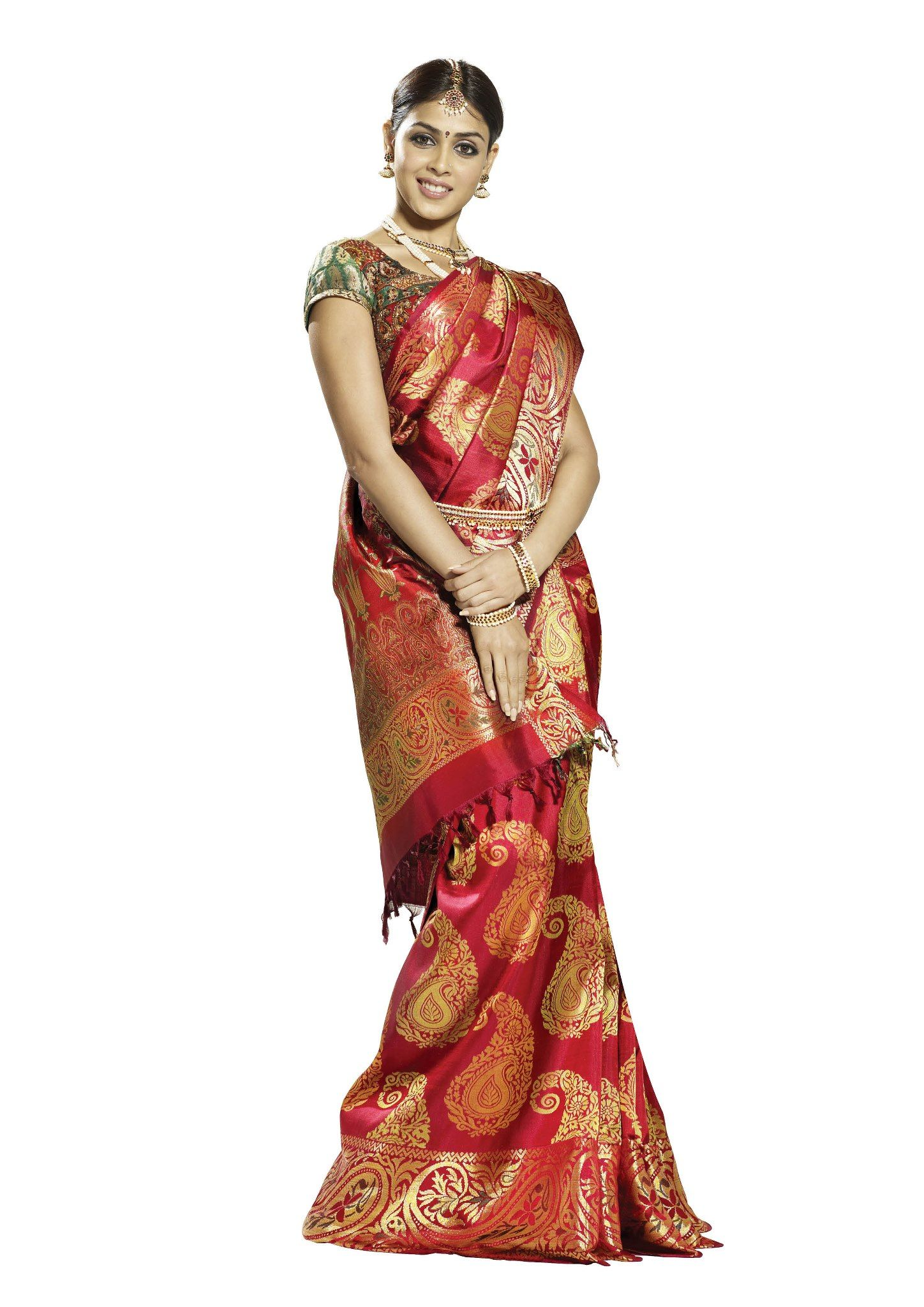 Pin by Ahsin :) on South Indian Weddings | Pinterest | Saree, South ...