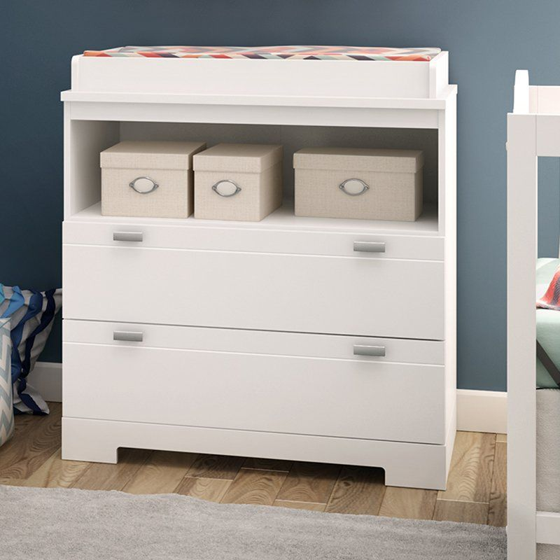 South Shore Reevo Changing Table 3840330 Changing Table