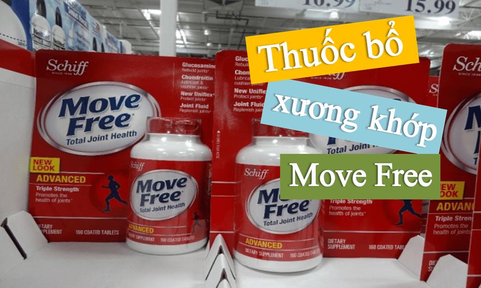Tìm hiểu về thành phần và công dụng của Move Free Joint Health (Có ...