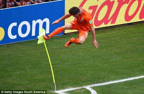 Jogão ontem entre a Holanda e o Mexico! A holanda mereceu o passe para os 1/4º de final?