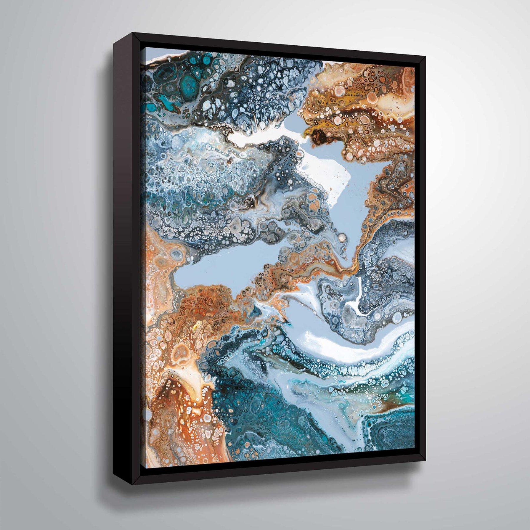Brushstone Ocean Floor Ii Wall Art  6Jjo010A0810F