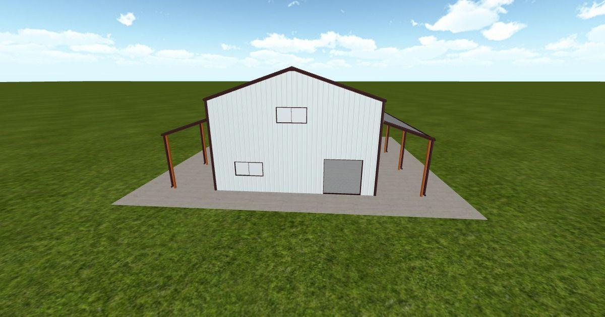 Cool 3D #marketing http://ift.tt/2isiEOT #barn #workshop #greenhouse #garage #roofing #DIY