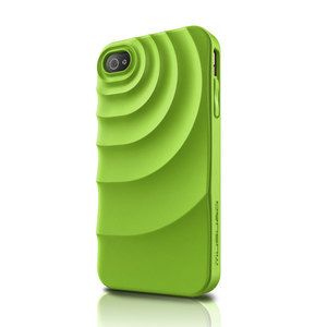 Ripple iPhone 4/4S Case Green now featured on Fab.