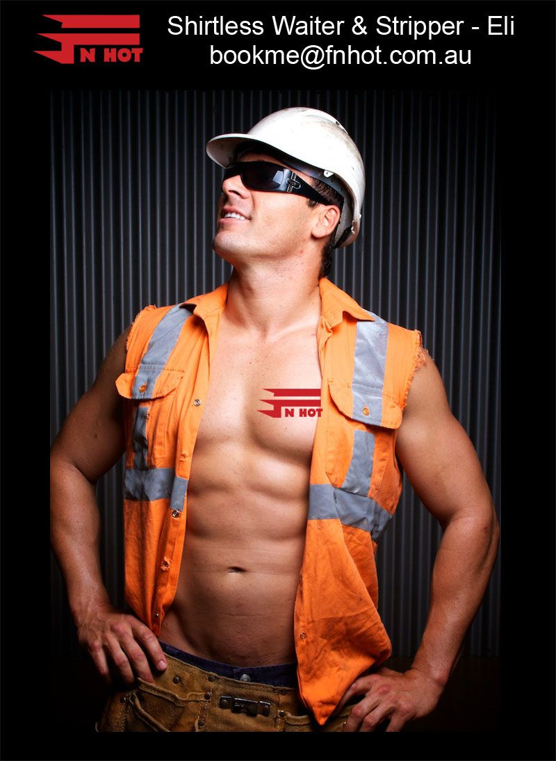 FN Hot Cairns - Shirtless Waiters and Male Strippers