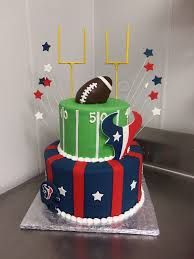 Houston Texans Cake On Pinterest